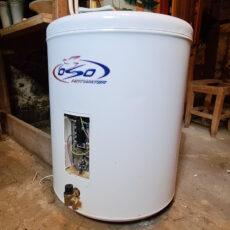 Bytt varmtvannsbereder – spar strøm.